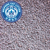 High quality bentonite cat sand with super odor control