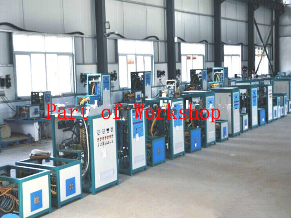 China manufacturer high quality Induction Heating Machine for heating treatment