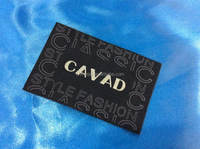 China factory price fast Delivery charm woven label for dress