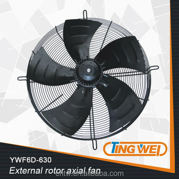 axial fan flow(YWF6D-630)