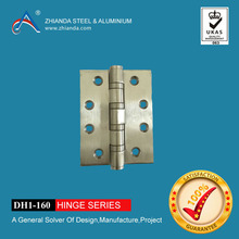 Shower glass door hinge