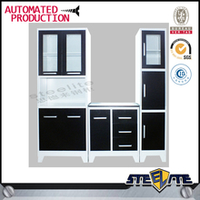 Low price modern kitchen cabinet/kitchen stainless designs/kitchen cabinets made in china