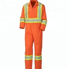 FR safety workwear flame fire resistant coverall
