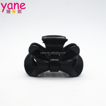 Cheap decorative hair claw clips for woman hair accessories bow hair claw
