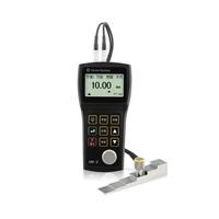 Portable digital pvc thickness gauge ultrasonic pipe measuring tool