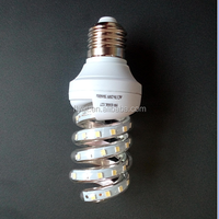 popular desiign star's product 9w led bulb E27 led energy saving corn bulb light with 2years warranty