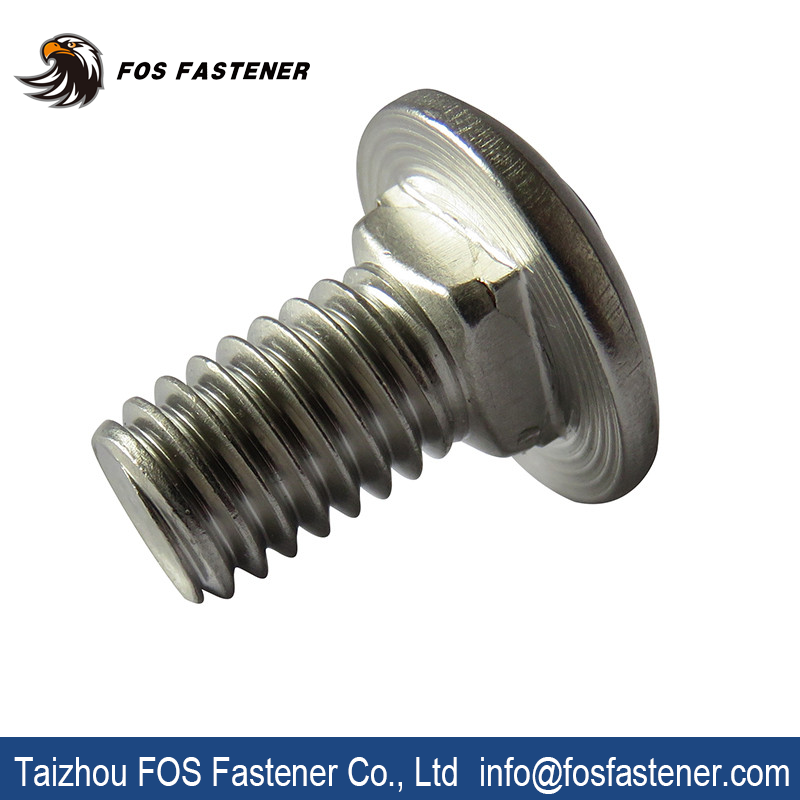 Stainless steel Hex flange ss316 bolt nut Made in China