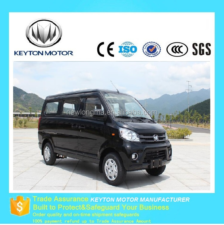 Keyton Minivan New Multi-Purpose China minibus