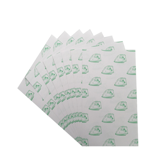 self weeding laser heat transfer paper A4 A3 for t shirt/leather