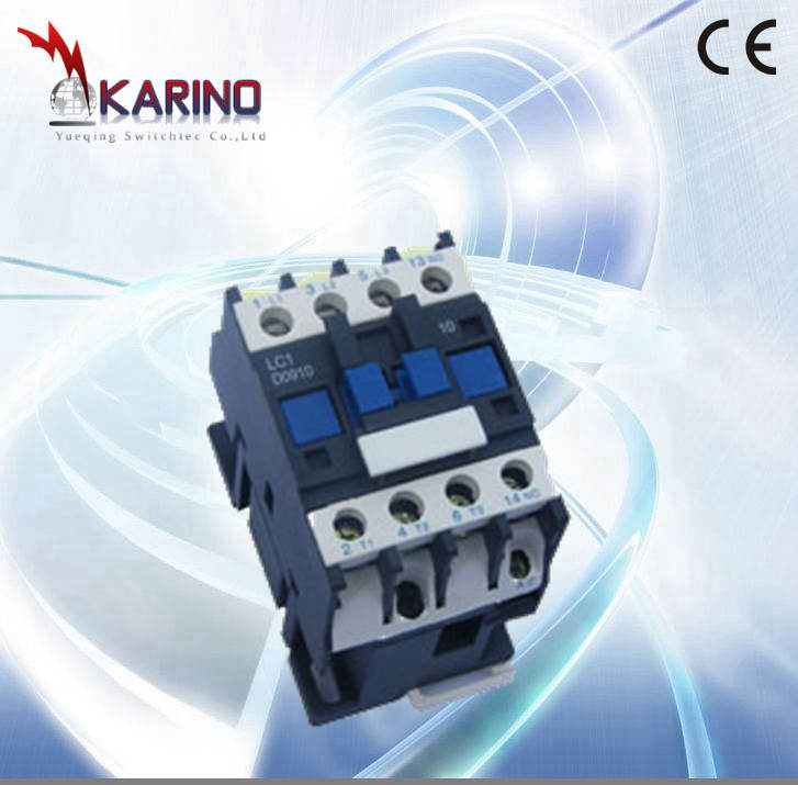 LC1-D AC Contactor with reliable quality ,CJX2 AC Contactor