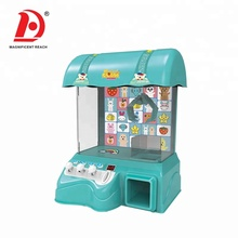 HUADA 2019 US Standard ASTM Test Mini Claw Machine Game Toy with USB Cable & Balls & Cions