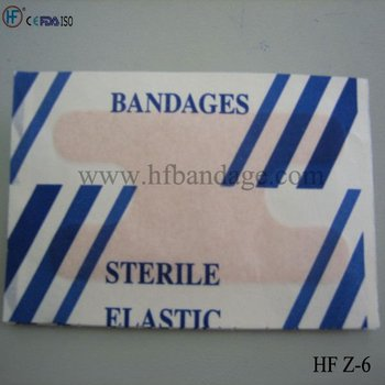 H Shape Adhesive Bandages, Band-aid with ISO CE FDA