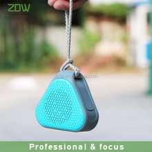 High quality portable wireless mini big sound bluetooth waterproof speaker for shower bathroom