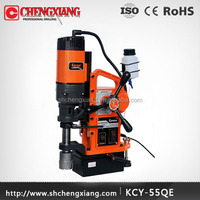 CAYKEN High Accurate Strong Adhesion automatic feed magnetic drill base core drill machine KCY-55QE