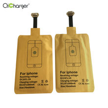 New arrivals 2018 qi wireless charger receiver for blackberry with best price