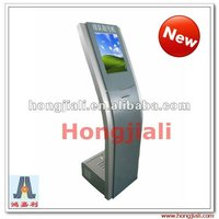 Lobby Queuing Touch Screen Self-service information kiosk HJL-5716