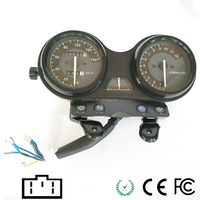 Universal digital speedometer EURO II with Gear Indicator OEM digital gauges motorcycles FOR YAMAHA YBR125