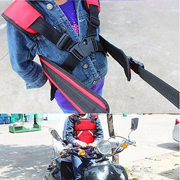 Alibaba Trade Assurance New products Motorcycle Bike Child Safe Belt to protect children falling off