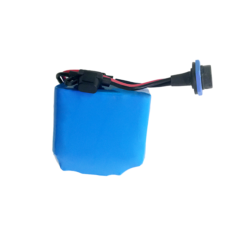 March Expo aaa 25.2V 4Ah 18650-2000mAh 7S2P Li-Polymer Rechargeable Battery Pack for vacuum cleaner / electric scooter