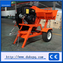 China Top Quality 15HP Gasoline Circular Wood Log Saw with Clutch For Sale
