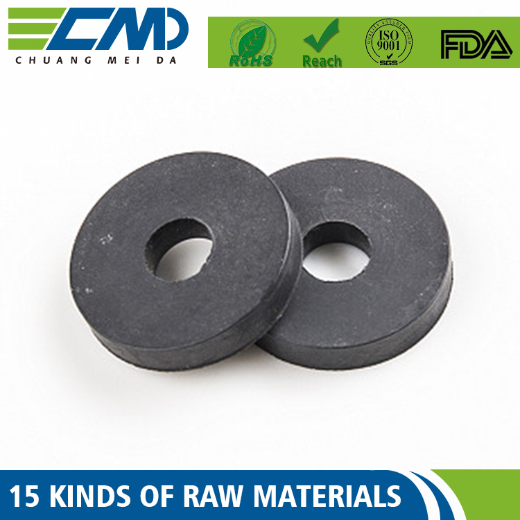 Good Liquid Fuel Resistant High Performance Round Flat NBR Rubber Gasket