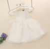 Latest Besign Baby Frock Girls White Dresses Wedding Birthday Kids Party Wear Dress Children Frocks Design