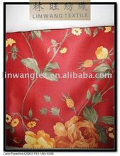 Light Block Out Heat Transfer Printing Blackout Curtain