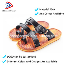 Men Chinese Wholesale Sports Hawaiian Italian Rubber Soles For Summer Party Wear Flat Platform New Designs Flat Sandals Leather