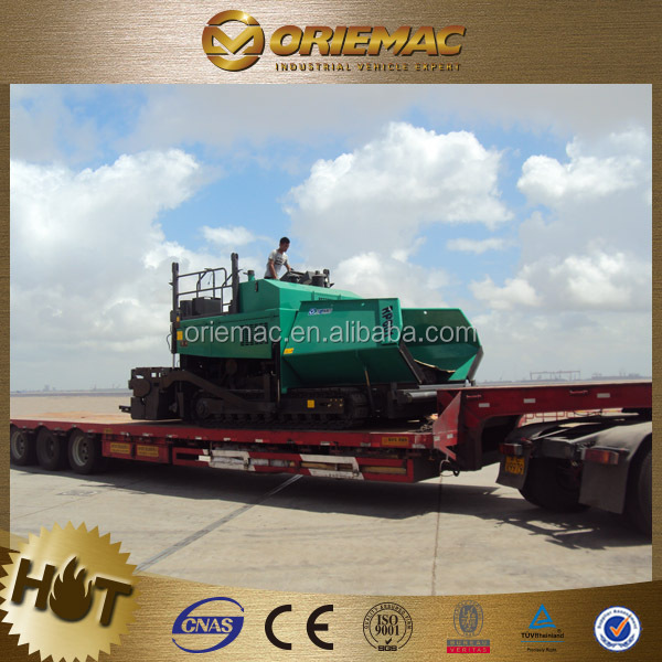 XCMG mini asphalt pavers for sale RP601 asphalt sensor paver
