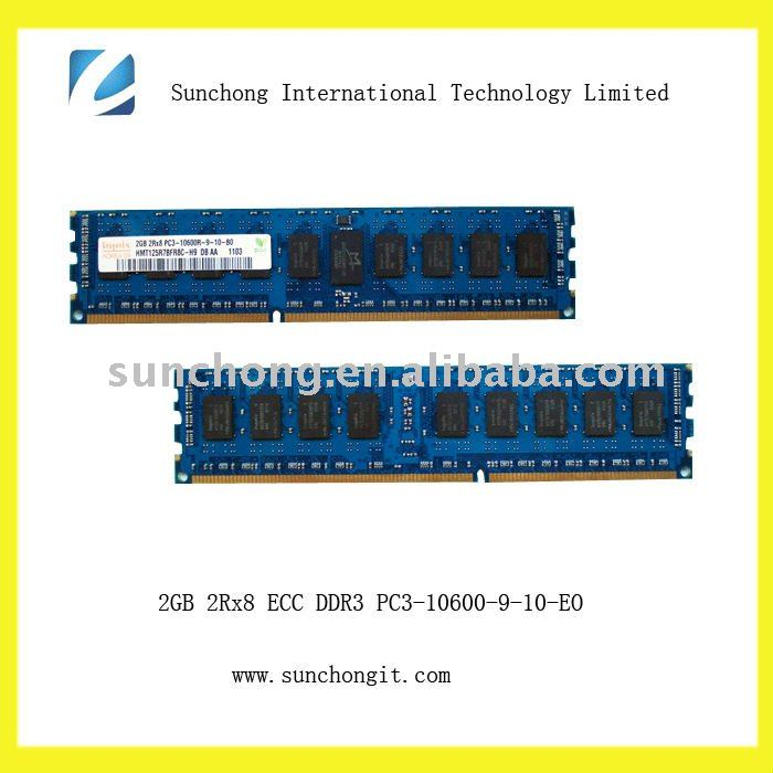 ddr3 ecc 1333mhz tested 2gb ram transcendent