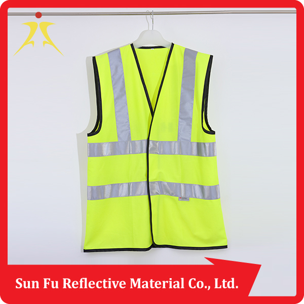 Special Offer yellow flame retardant reflective vest