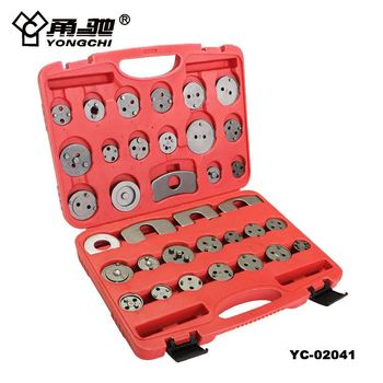hot sale of 35pcs auto brake caliper piston repair tool kit