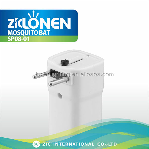 3 Layers Grid 2500v High Voltage Rechargeable Electric Bug ...