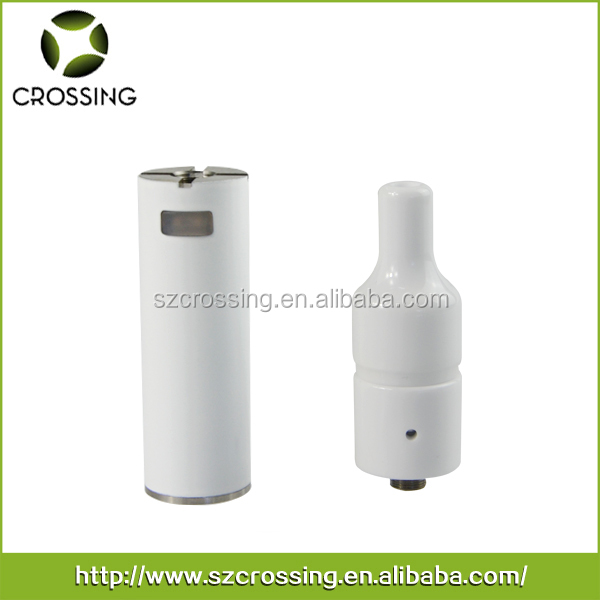 Best selling wax pen crossing original the kiln ceramic donut v2.5 atomizer with temperature control battery