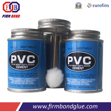 Anti-Corrupt Sewage Pipe PVC Solvent Cement