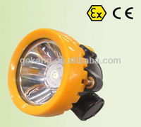 ATEX cordless LED Miners cap lamp,led mining cap lantern