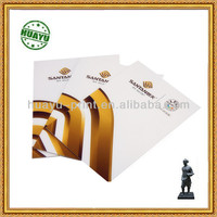 Full color Perfect binding 2013 price list catalogue printing