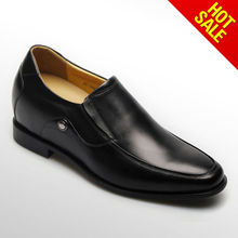 Cow split leather men dress shoes/spain shoes for men