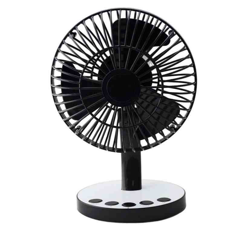 Hot selling mini fan wholesale online colorful protable voice control solar fan