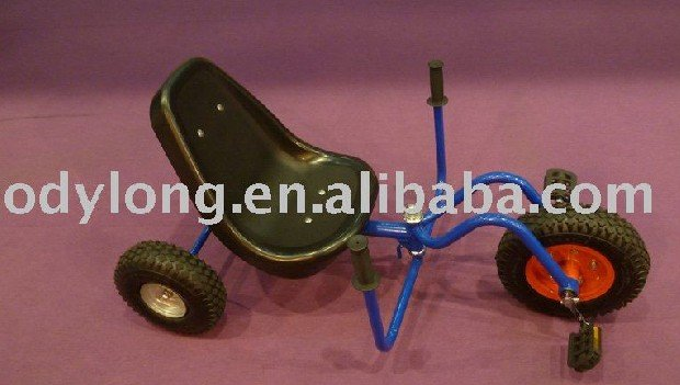 fitness mini pedal go kart,swing cart,kids toy