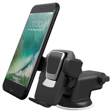 Universal Telescopic Arm Extended Windshield Dashboard Mount ABS Suction Cup Car Phone Holder for Smartphone Hot Selling Product