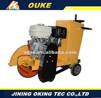 Honda gasoline engine OKC-500 hand held asphalt pavement concrete saw cutting equipment