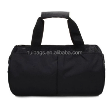 Fashion Roll Black Travel Bag Parts Made In China