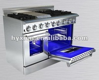 Professional Style polish gas stoves at US market