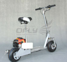 stable quality china manufacturer gas powered scooter 49cc