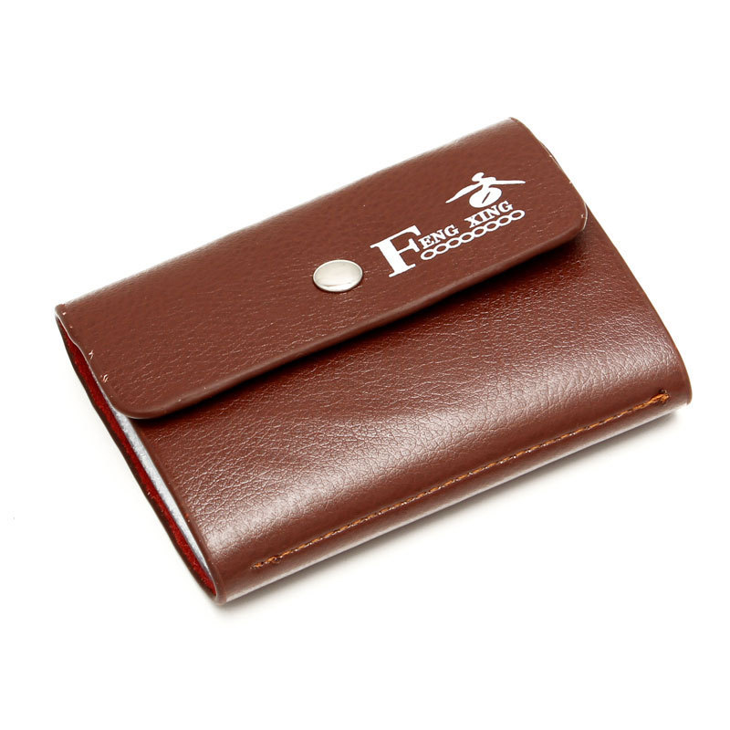 Cheap unusual business card holders find unusual business card get quotations business credit card holder bags pu leather strap buckle magnetically shielded bank card bag card case reheart Gallery