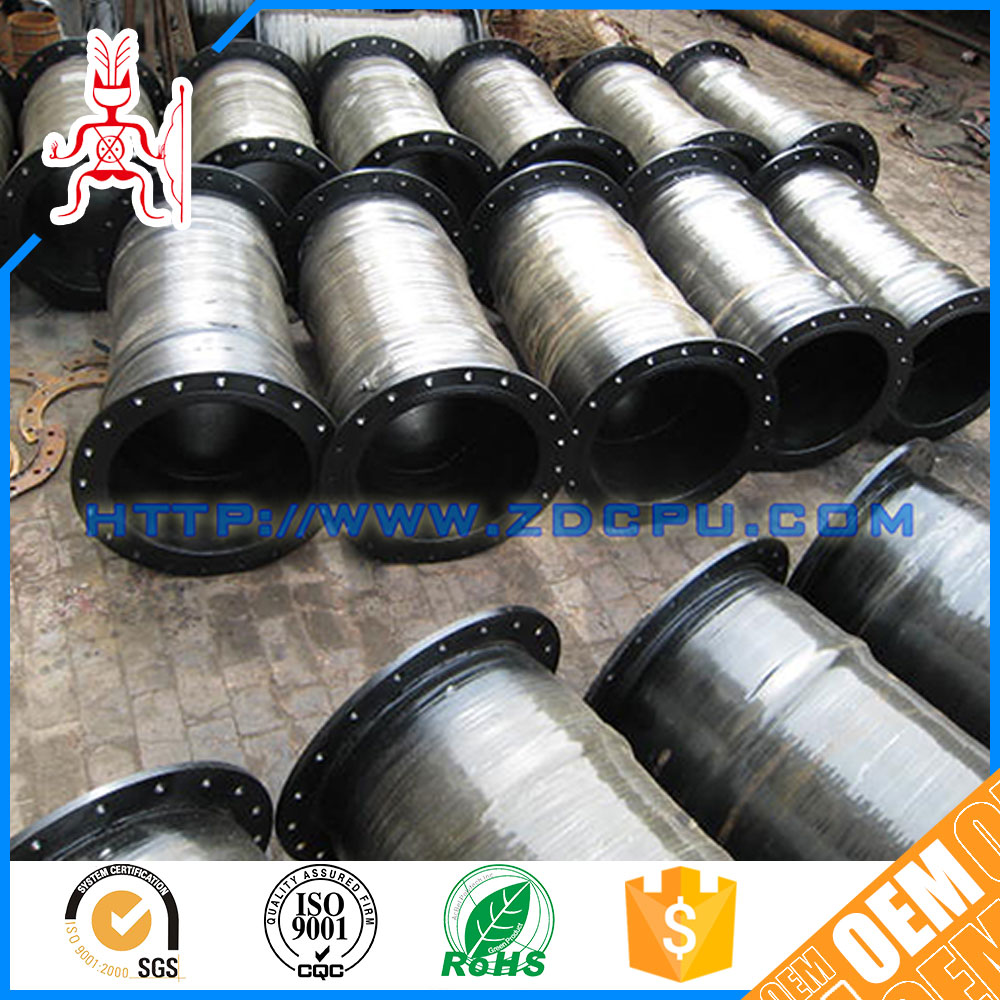 Great quality customized flexible corrugated durable rubber hose pipes