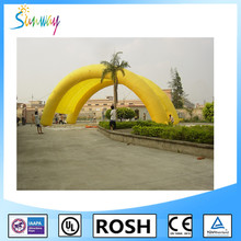 SUNWAY Large Outdoor Giant Portable Planetarium Inflatable Projection Air Dome Tent Price For Sale