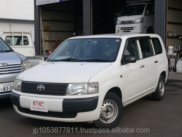 Reasonable and Popular toyota probox used car