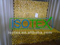 roofing foils, breathable membrane, vapour barrier, leno fabric, greenhouse, yellowfol, scaffolding tent